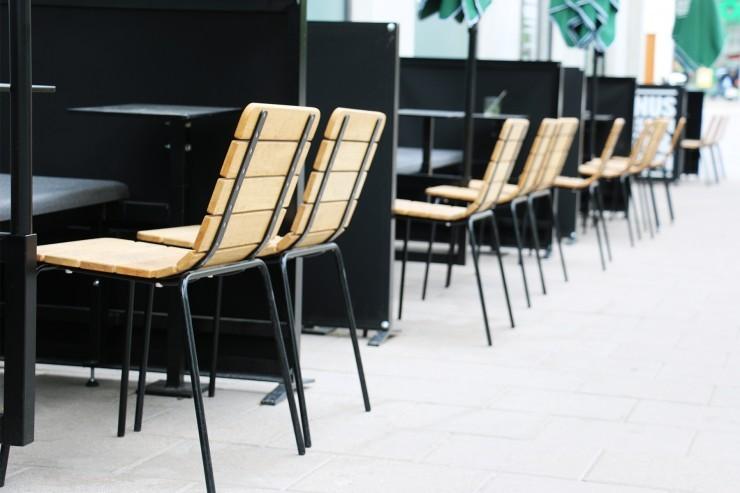 11th stoel ook geschikt voor restaurants