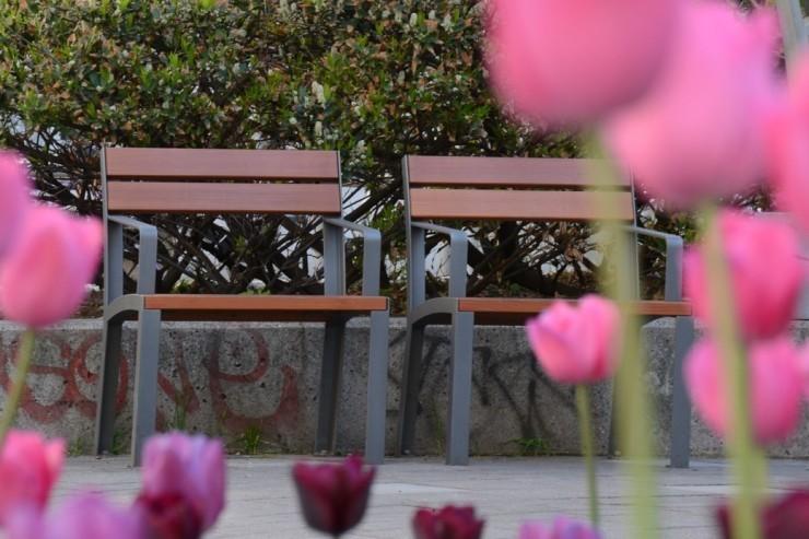 La Strada stoel - goed zitcomfort geschikt voor de ouderen