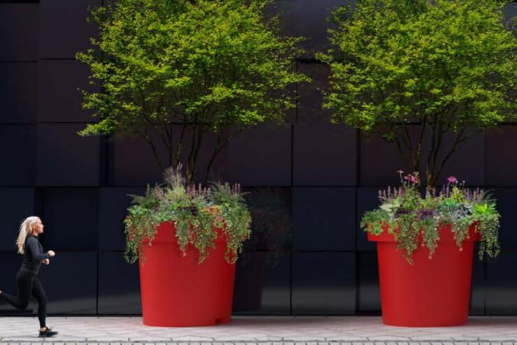 Gianto Grande Plantenbak - erg grote plantenbak