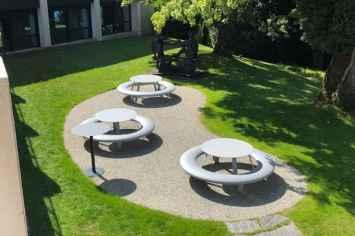 Buddy picknicktafel voor een kindvriendelijke buitenruimte