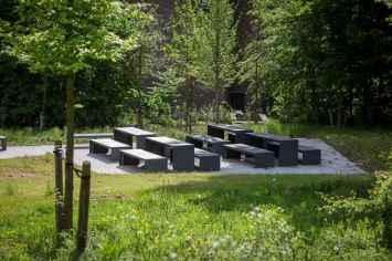 Passepartout Wood bank ideale zitgelegenheid voor buiten