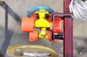 Skate skateboardstalling geschikt voor buiten en binnen