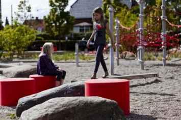 HopOp 500 kruk is kindvriendelijk en geschikt voor speeltuinen