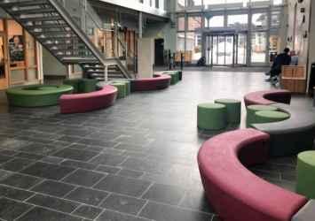 HopOp 500 kruk geschikt voor openbare binnenruimtes