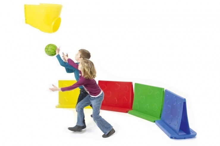 Medio's Bounce Ludostop speelelement - verschillende kleuren
