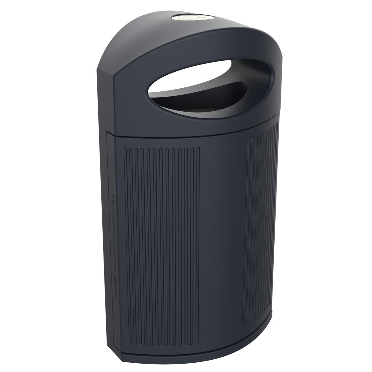 Afvalbak Ibiza inhoud 80L met binnenbak