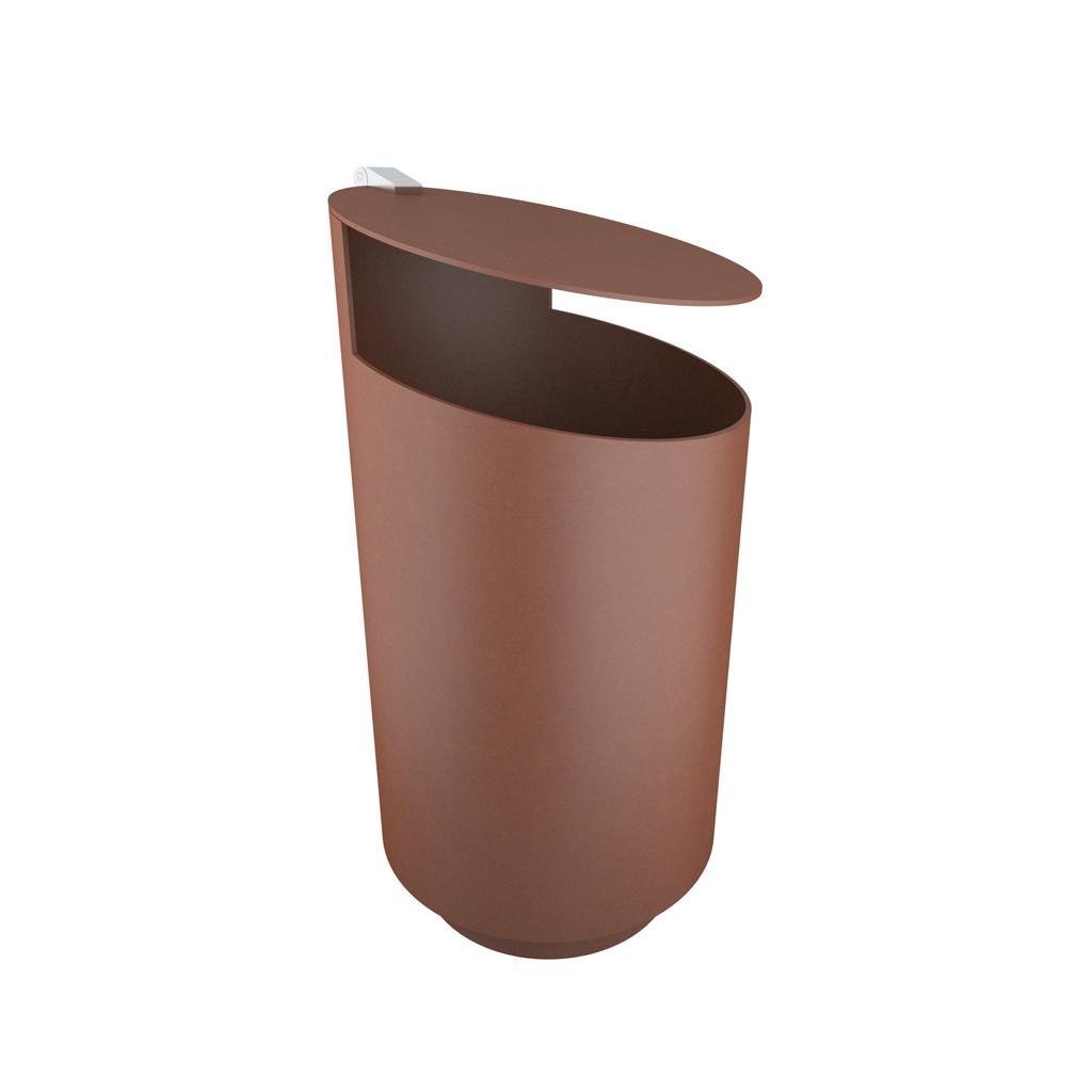 Tubo afvalbak voor in openbare ruimte of winkelcentrum, zorgcentrum