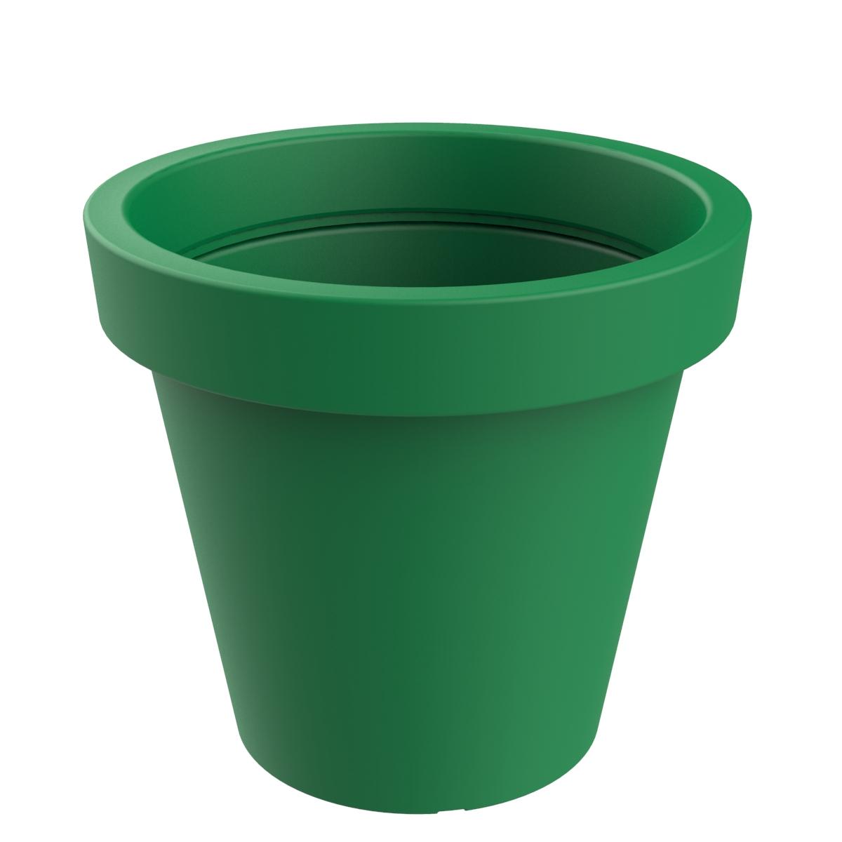 Alvium bloempot voor binnen en buiten - groen