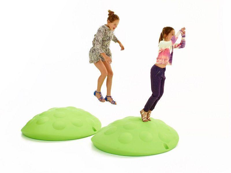 Medio's Amis Torti speelelement - groen