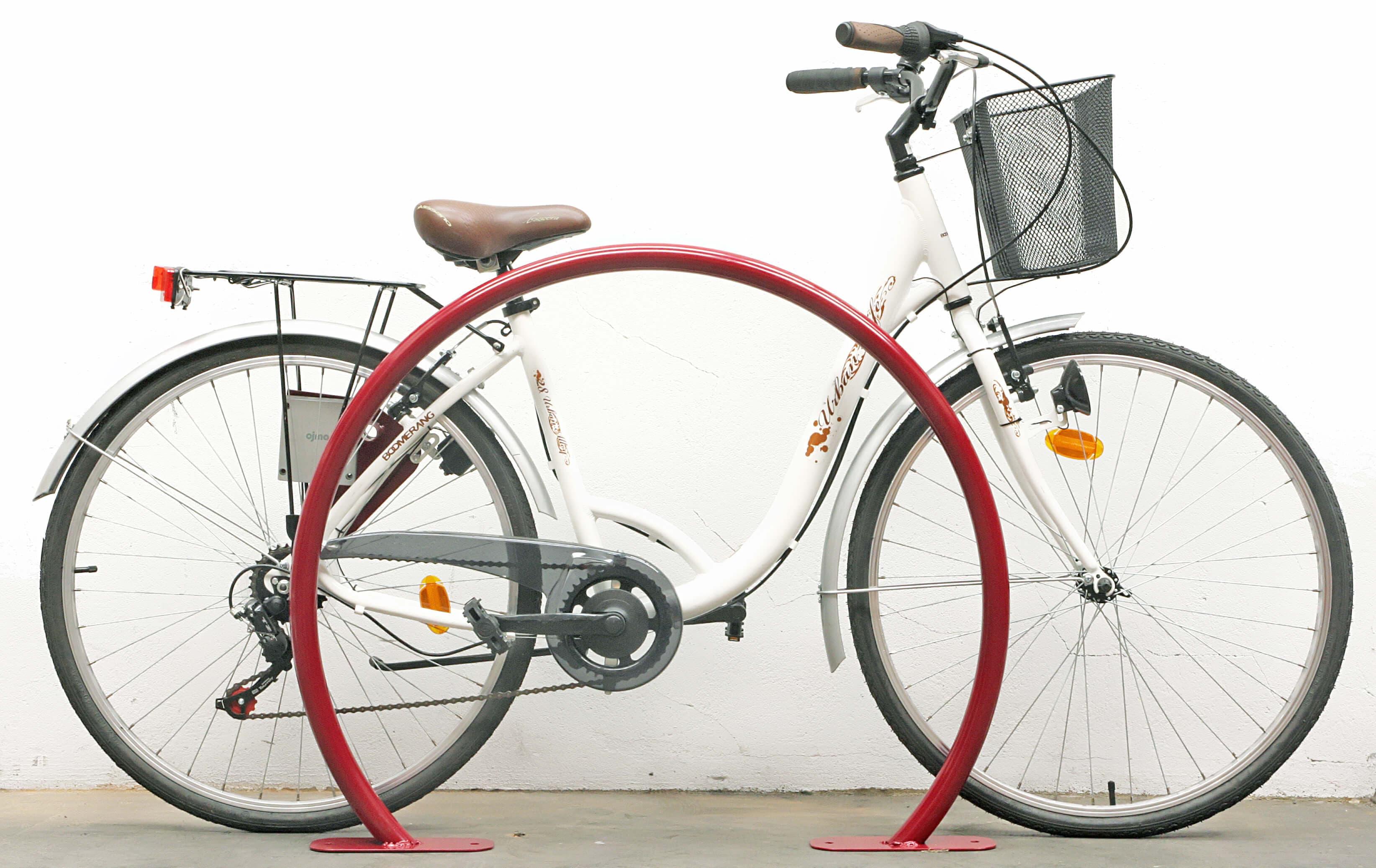 Arc fietsbeugel - geschikt voor ieder type fiets