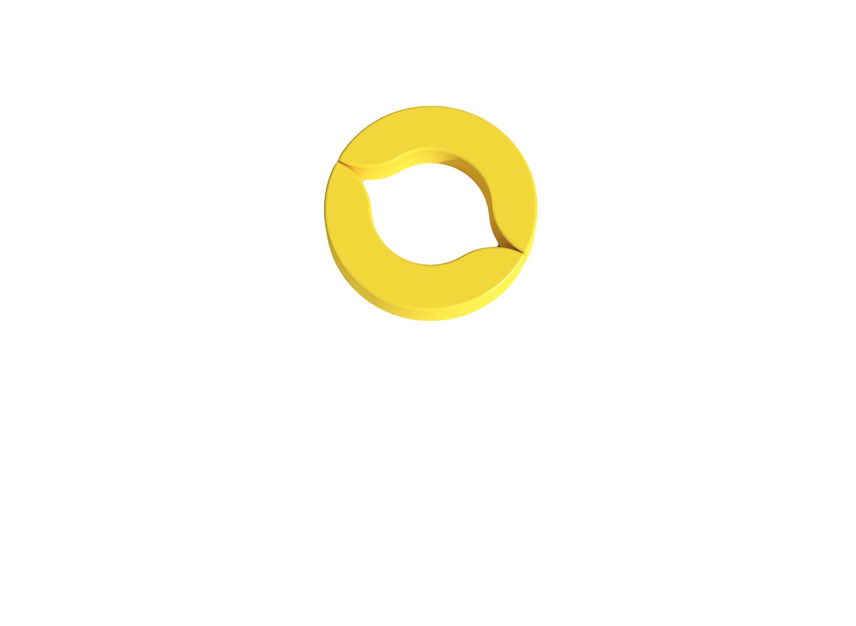Arco bank - 2 banken vormen samen een cirkel