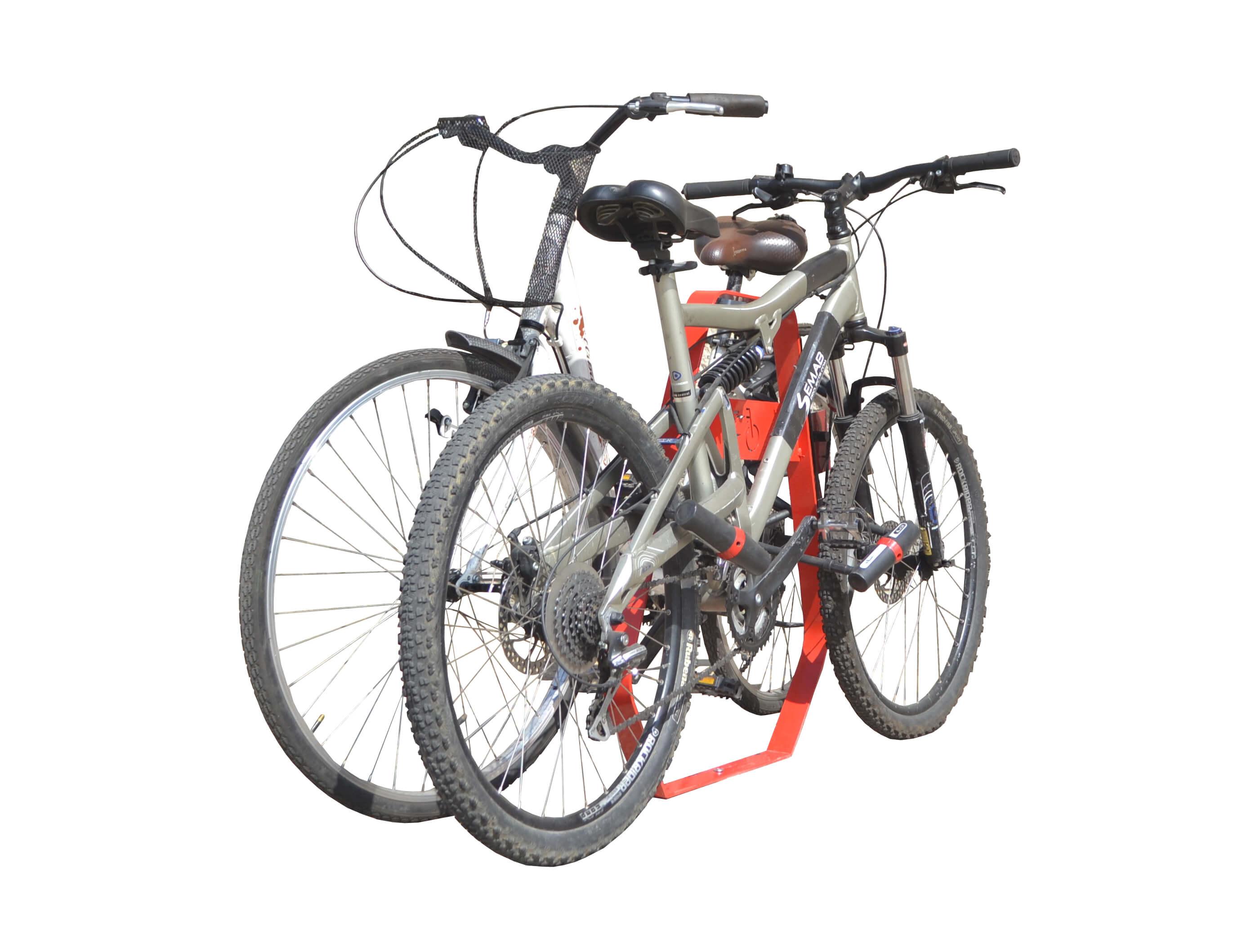 Banyoles fietsbeugel - geschikt voor ieder type fiets