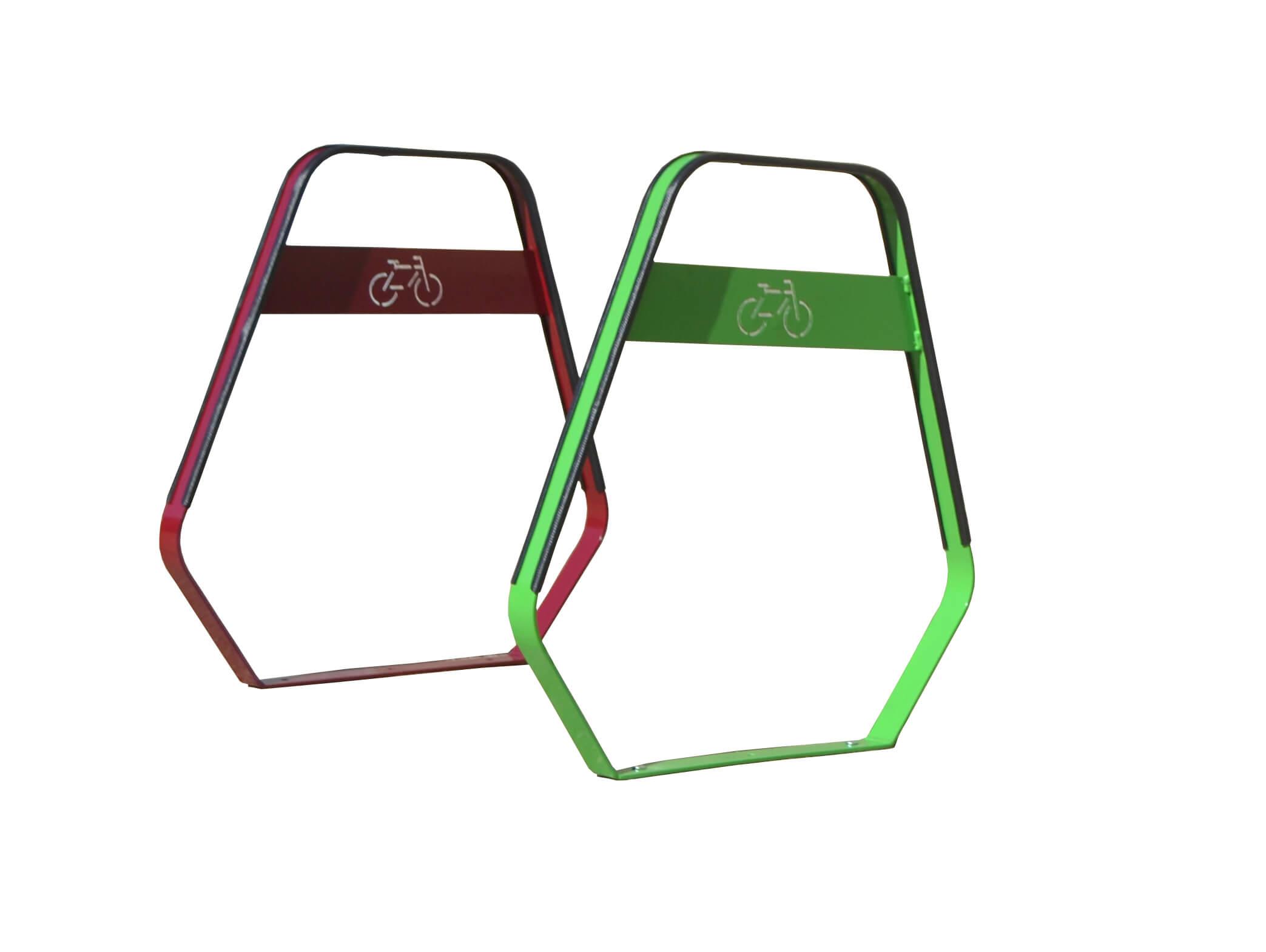 Banyoles fietsbeugel - in meerdere kleuren verkrijgbaar