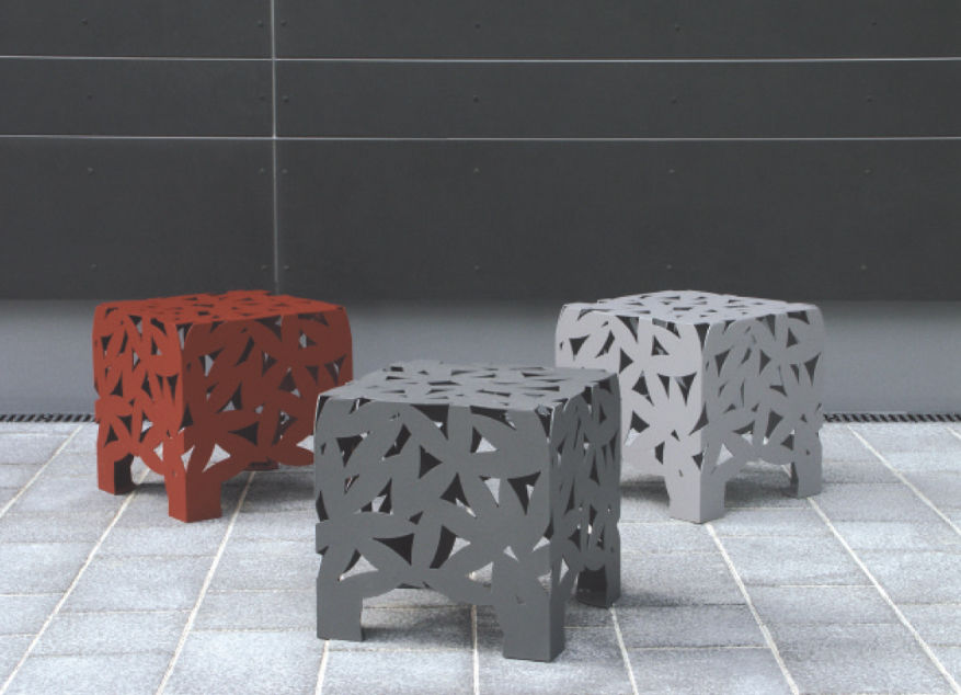 Big Bux kruk / tafel beschikbaar in verschillende kleuren