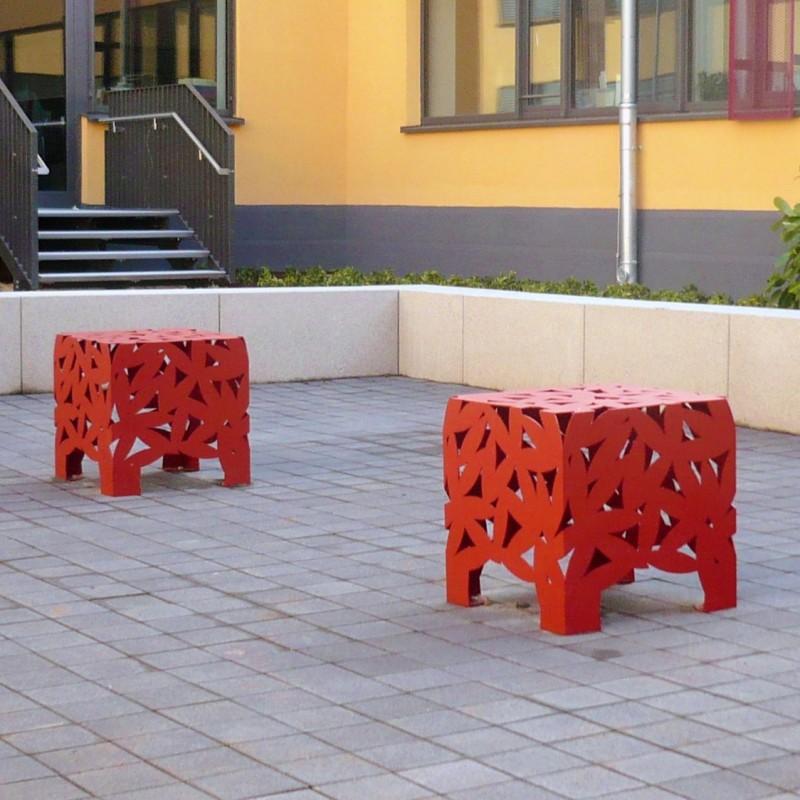 Big Bux kruk / tafel voor een gezellige openbare ruimte