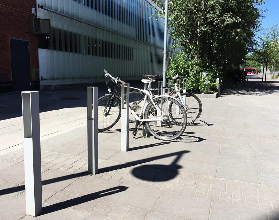 Blenda fietsbeugel voor de zakelijke buitenomgeving