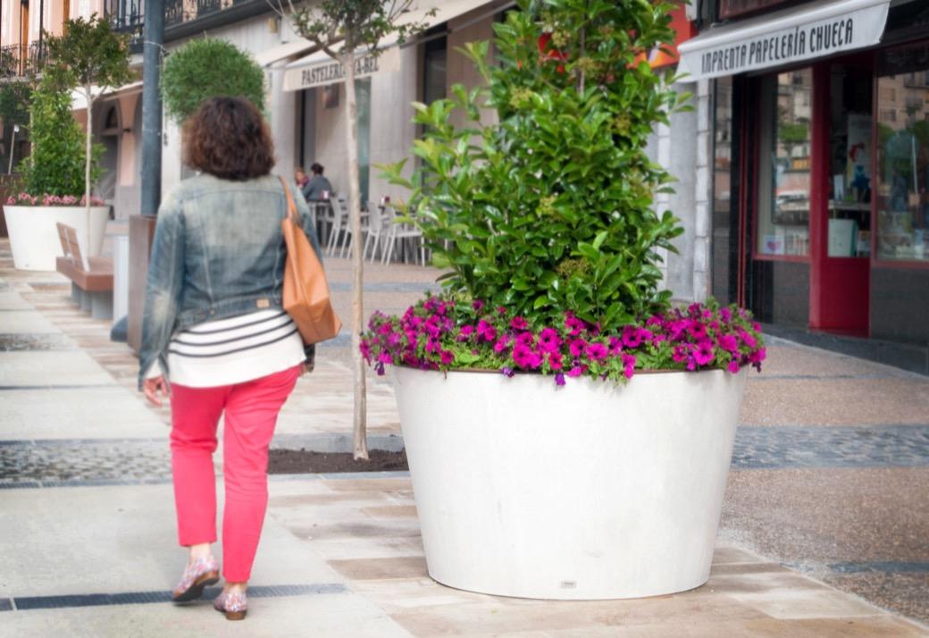 Boira plantenbak - een mooie stijlvolle bak voor planten voor alle ruimtes