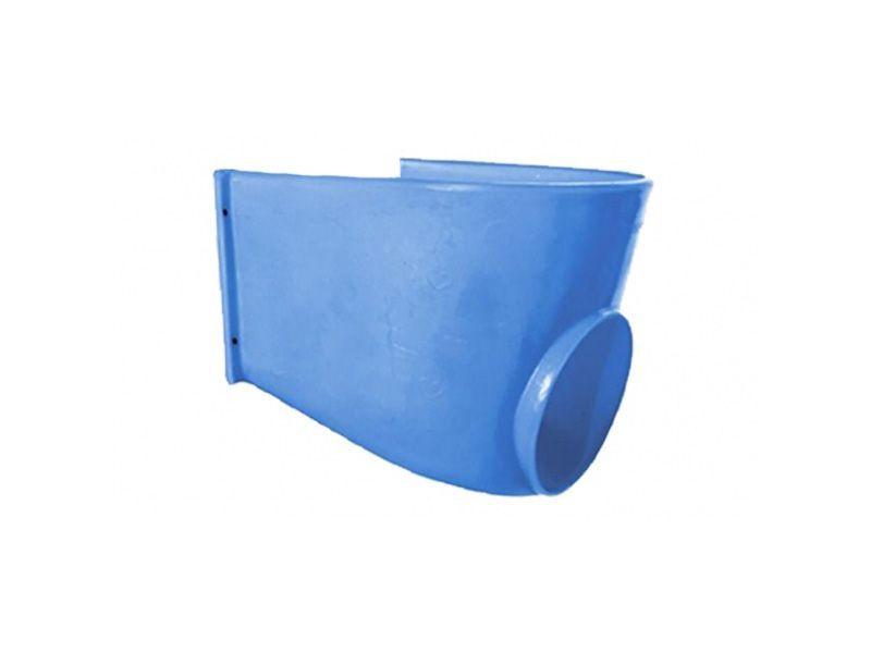 Medio's Bounce Ludobasket speelelement - blauw