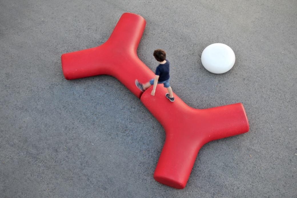 Caribou zitelement is geschikt voor alle openbare ruimtes