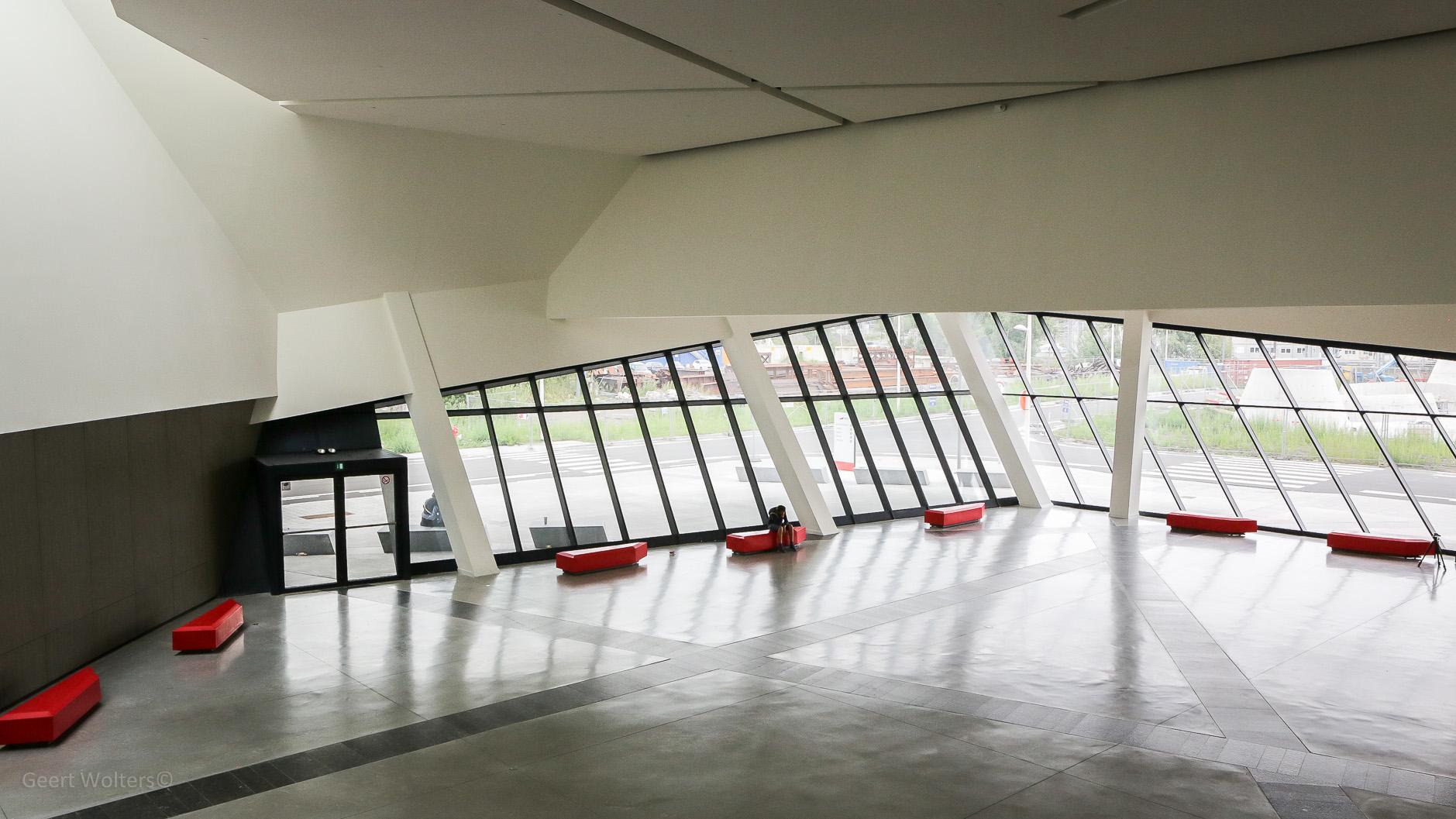 Coffin Lounge bank voor kantoren en bedrijfspanden