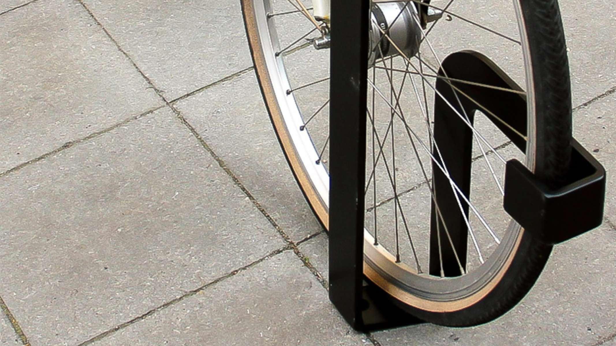 Ekeberg Fietsenrek - ontwerp straalt luxe en klasse uit