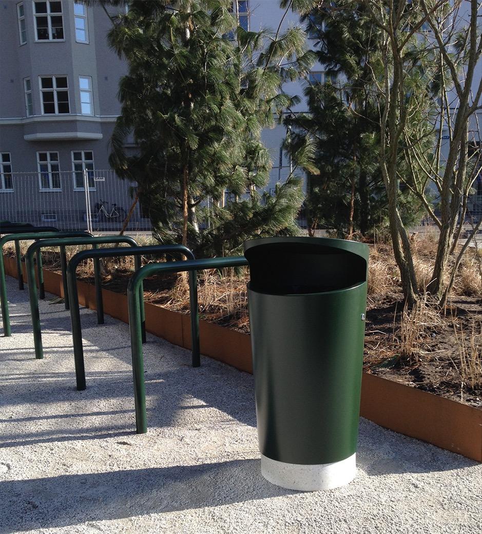 Elbin afvalbak - praktisch en onderhoudsvriendelijk in gebruik