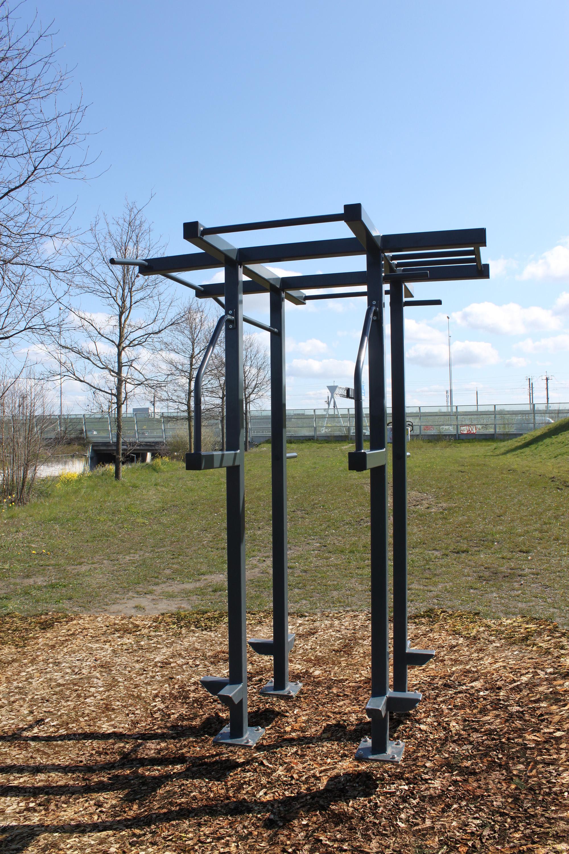 Fitnesstoestel met oneindig veel trainingsmogelijkheden