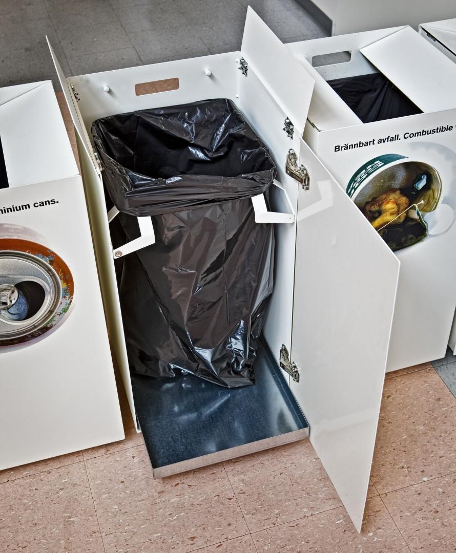 Foga afvalbak