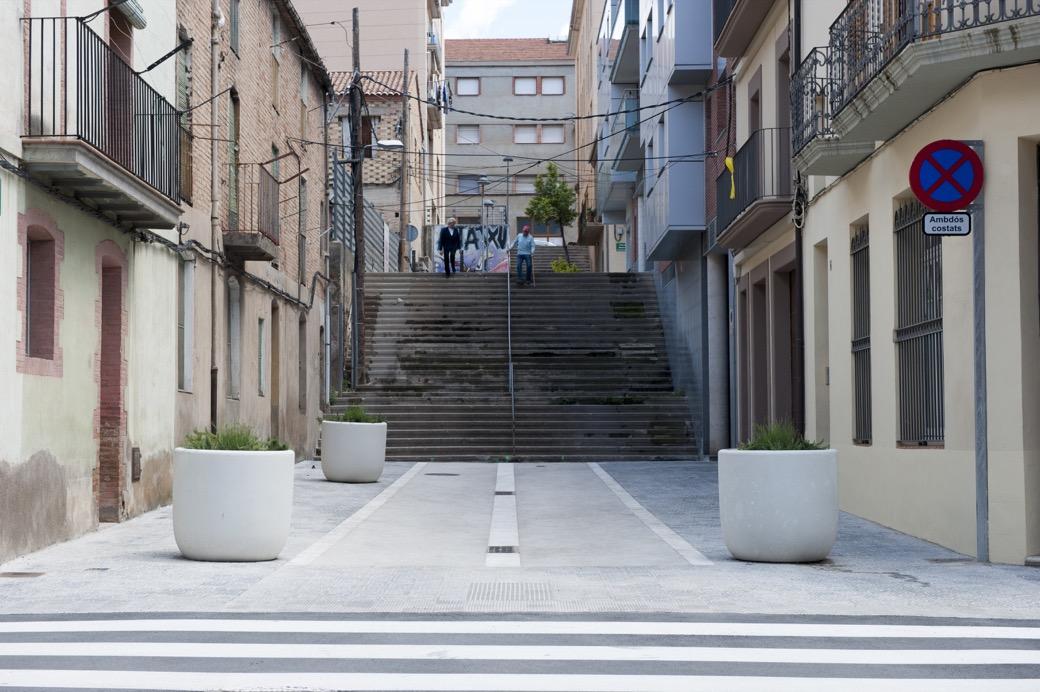 Frac plantenbak is geschikt voor elke openbare ruimte