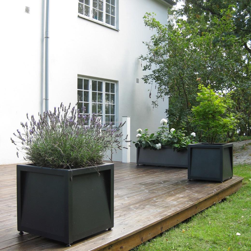 Frame plantenbak beschikbaar in verschillende maten