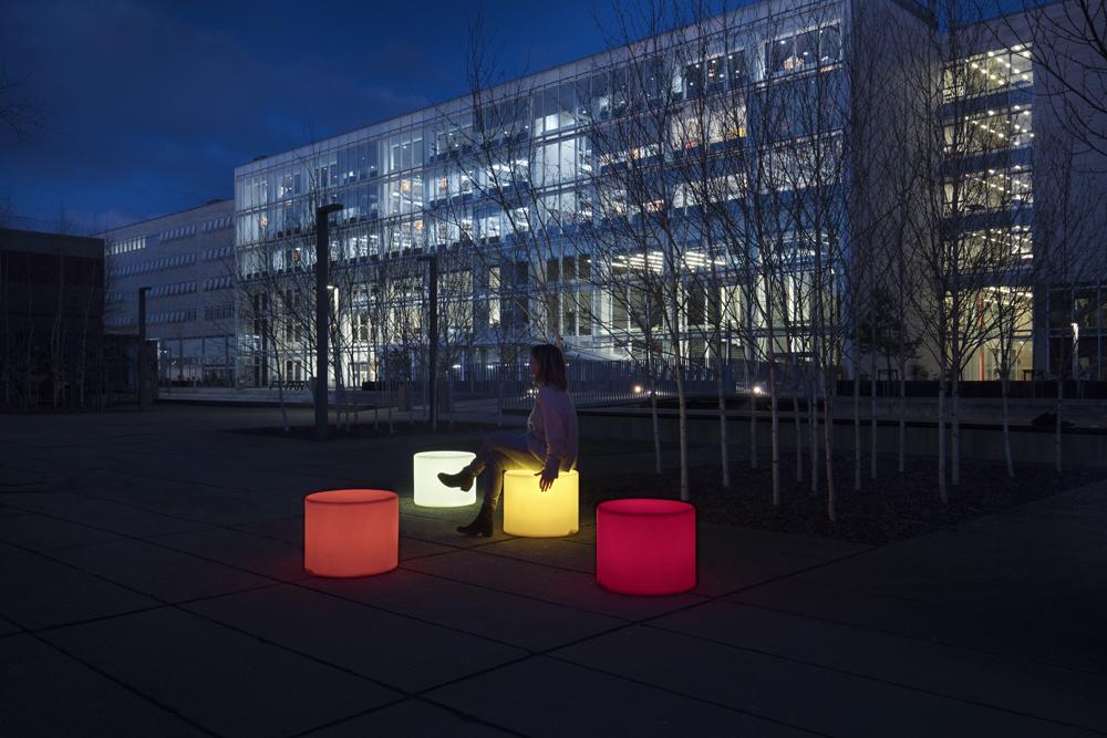 HopOp 500 Light Kruk verkrijgbaar in verschillende kleuren