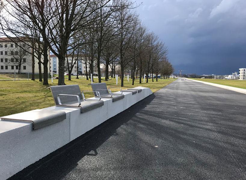 Il Posto bank - zitplaatsen voor de openbare ruimte