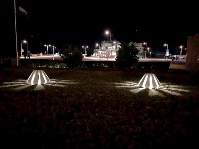 Jello fietsparkeren - fietsenrek met verlichting