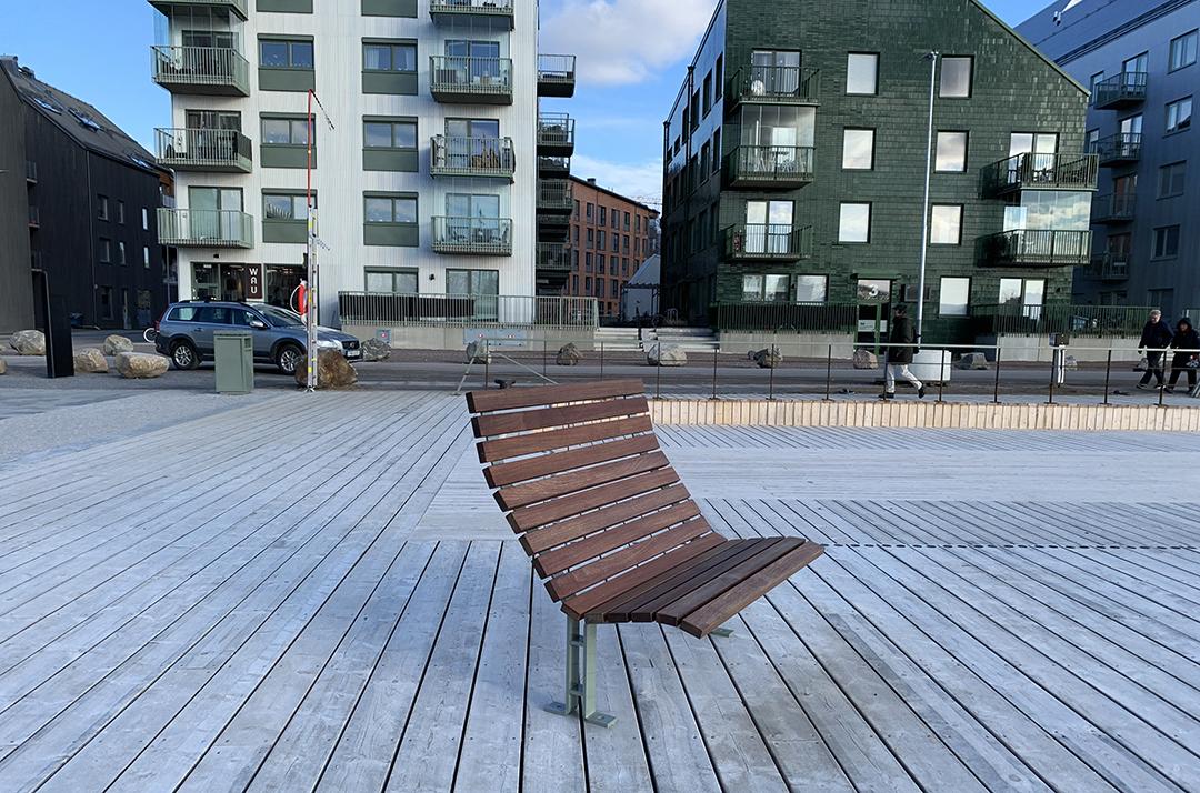 Kajen Loungebank heerlijke loungestoel