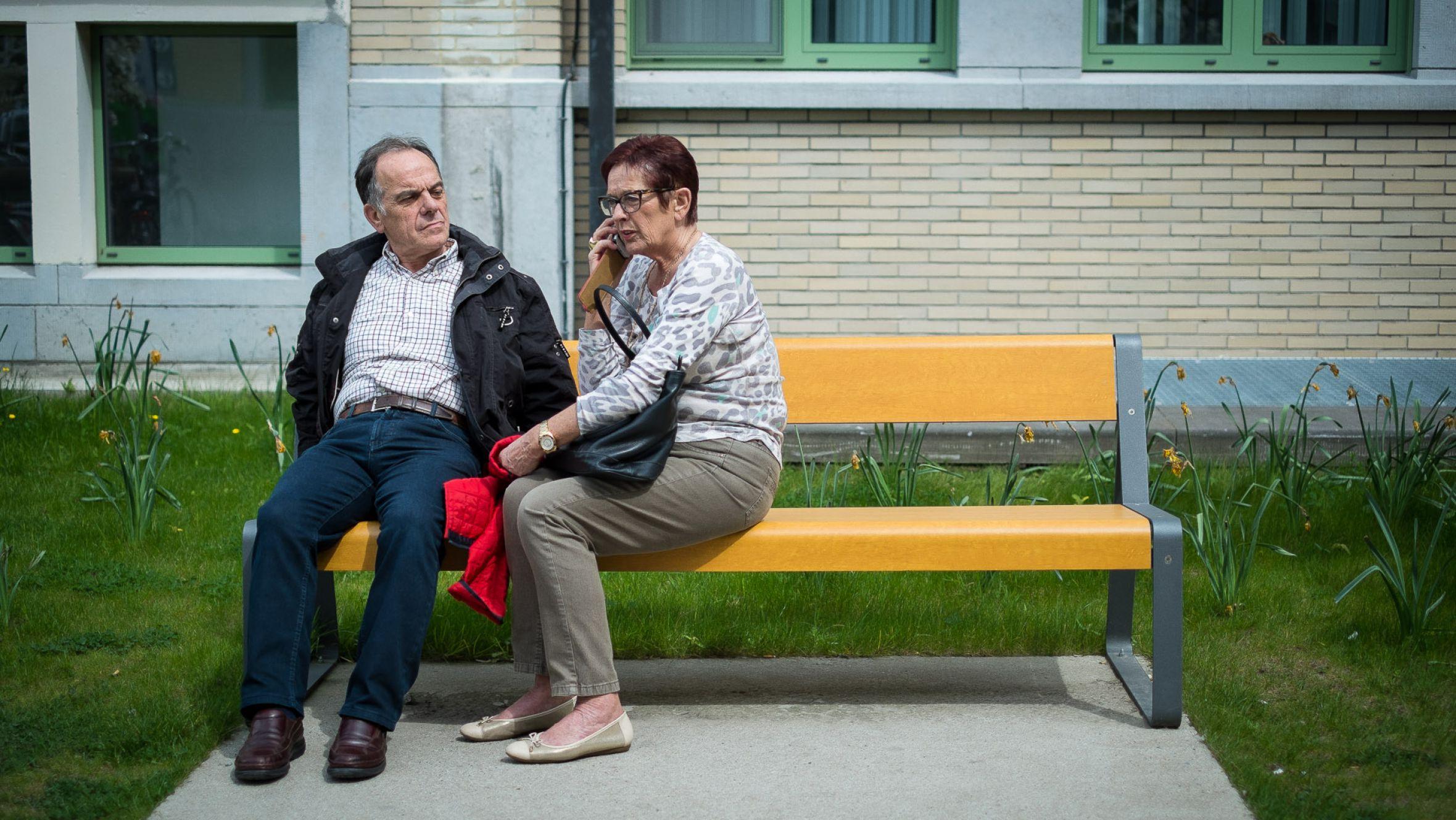 La Superfine bank brengt mensen samen en zorgt voor rust