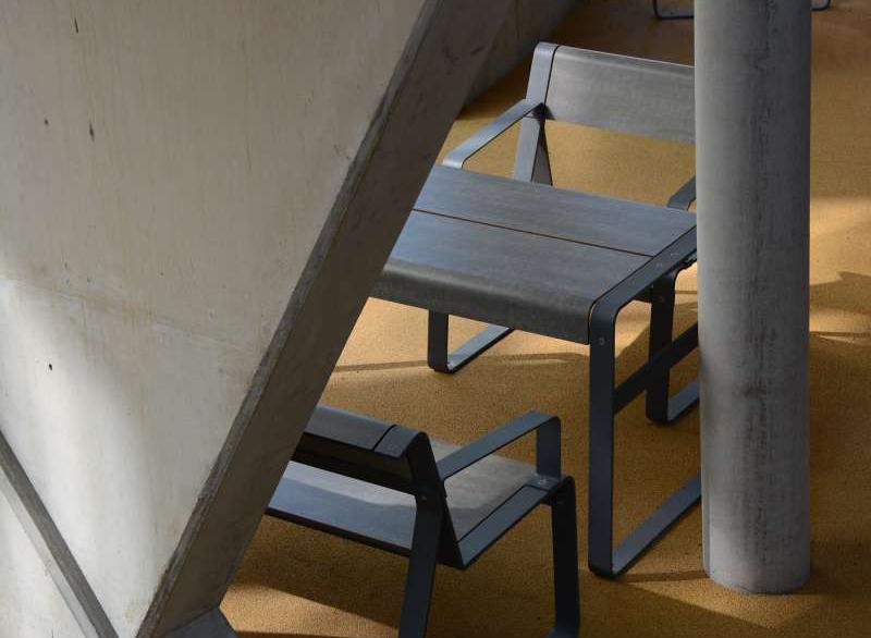 La Superfine tafel wordt veel toegepast op scholen, kantines en horeca