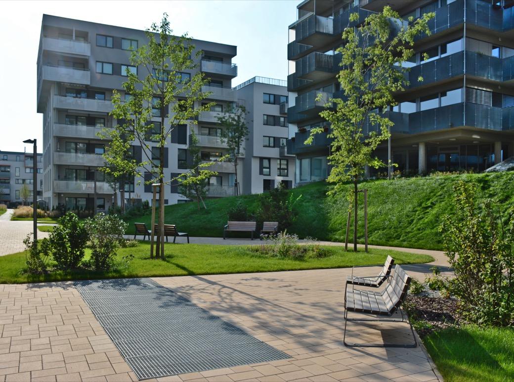 Mayfield bank voor parken, pleinen, in winkelcentra en kantoren of flats