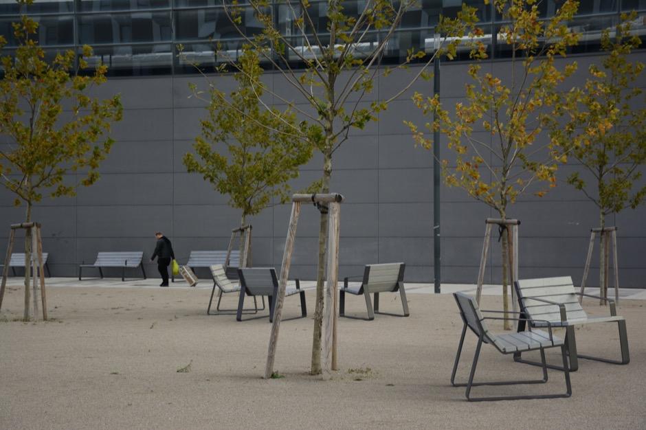 Mayfield stoel buitenstoel voor terrassen, horeca en pleinen