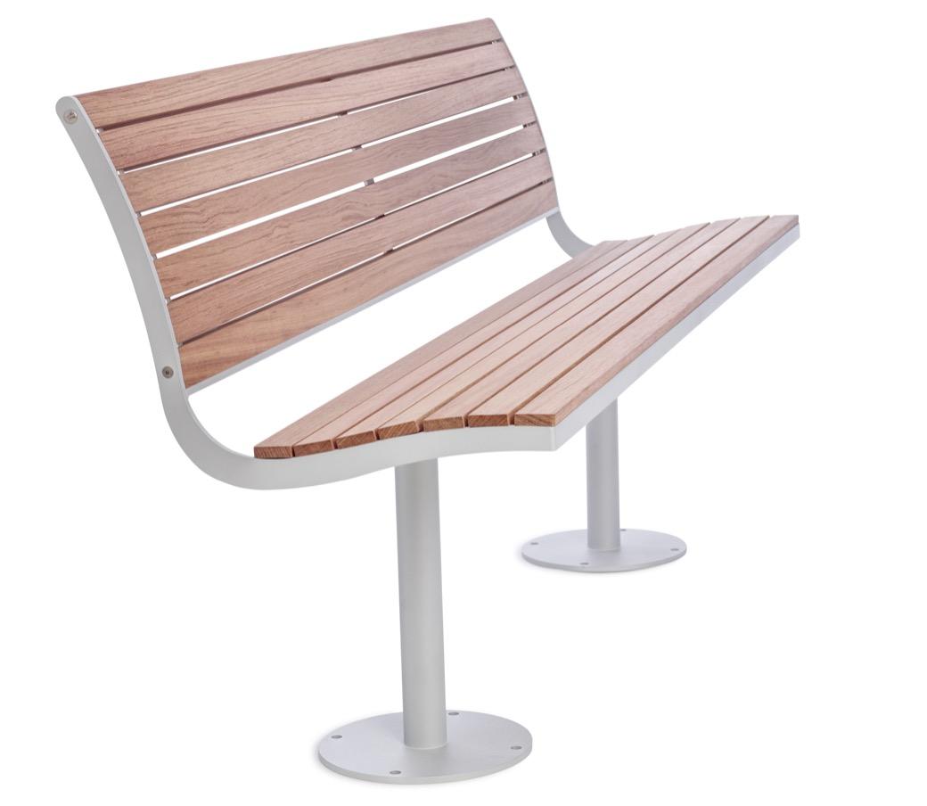 Parco bank gemaakt van gecertificeerd FSC hout