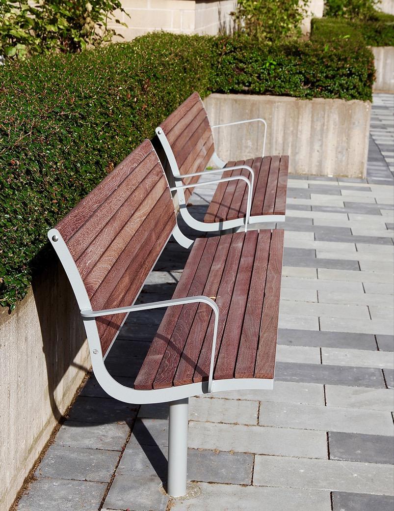 Parco bank geschikt voor binnen en buiten