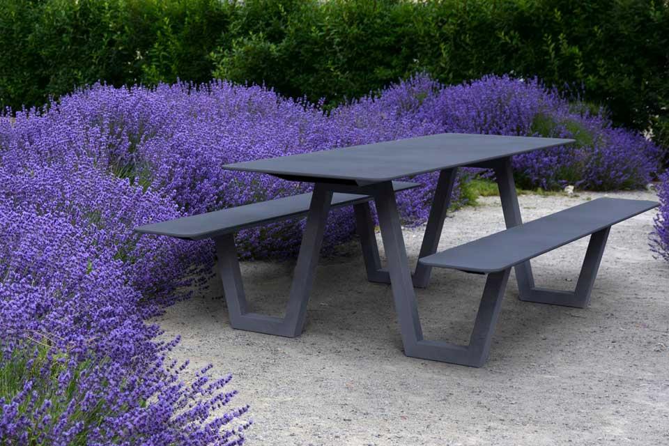 Picnic HPL picknicktafel voor parken en pleinen