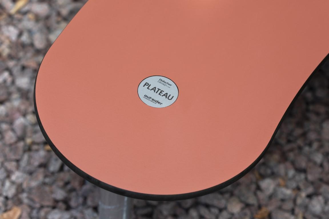 RVS afsluitbare schijf voor lampje of parasol