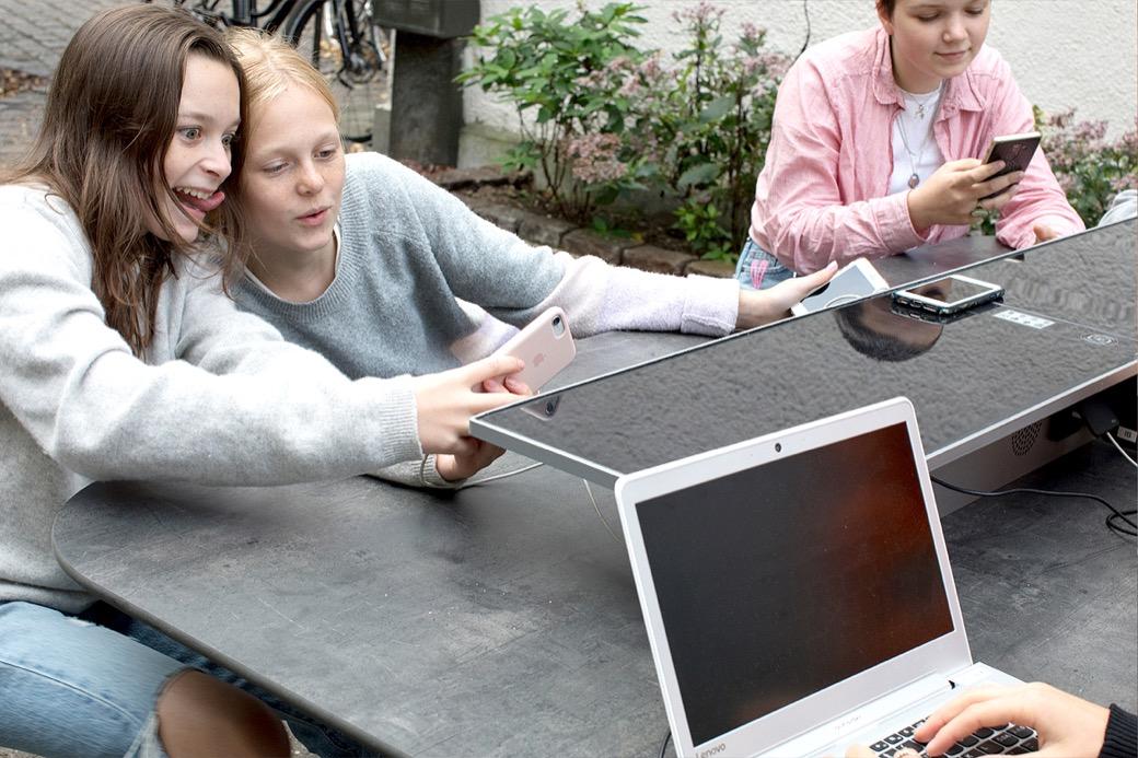 Plateau Sun Hub: technolgie die mensen verbindt