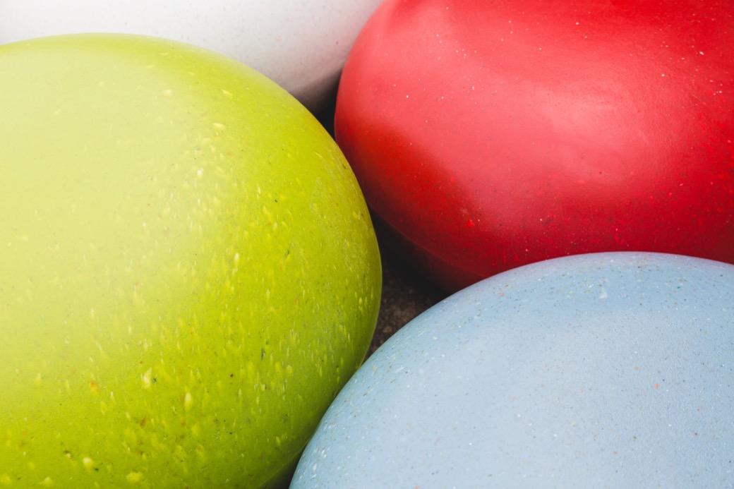 Rio zitelement beschikbaar in negen kleuren