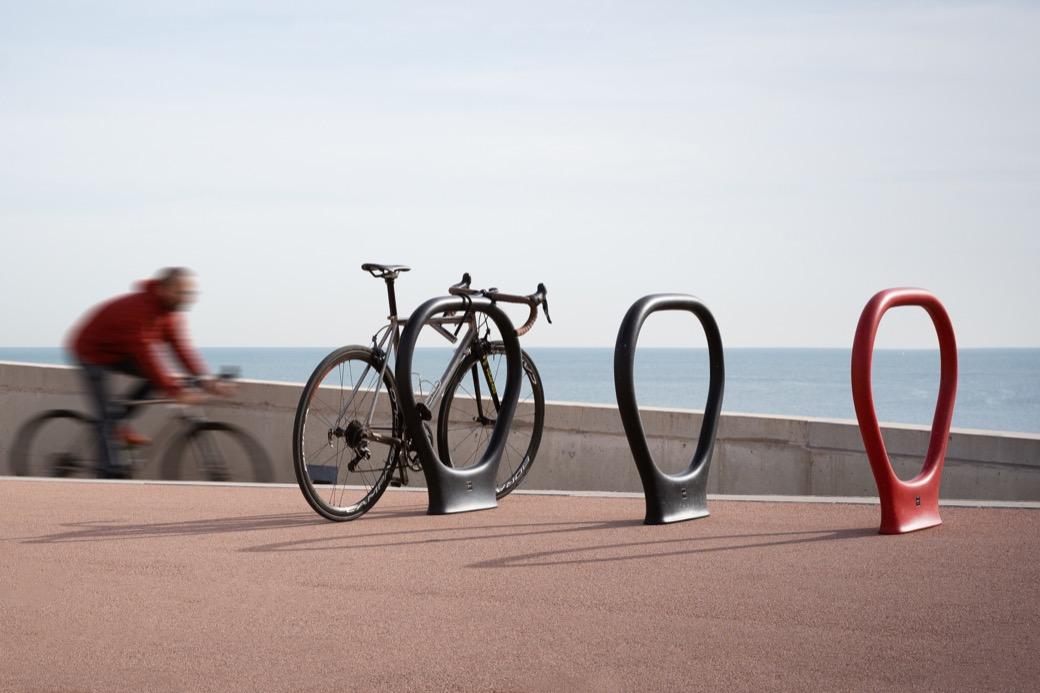 Superlock fietsbeugel in opvallende kleuren