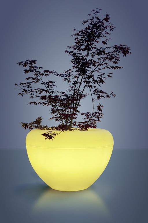 Scoop Light plantenbak verlichting voor binnen en buiten