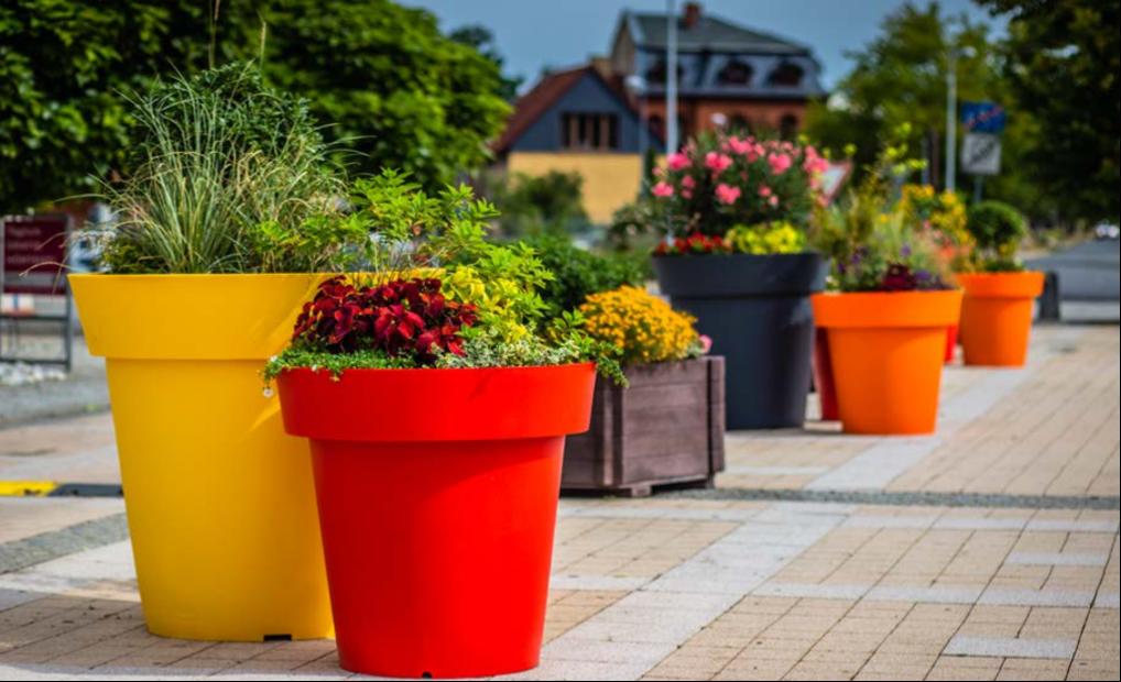 Gianto Classic Plantenbak beschikbaar in opvallende kleuren