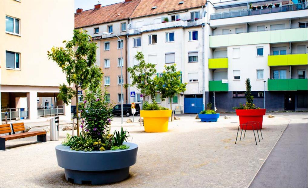 Gianto Sito Plantenbak voor een kleurrijke omgeving