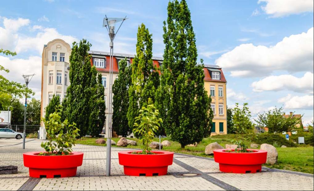 Gianto Sito Plantenbak geschikt voor bomen