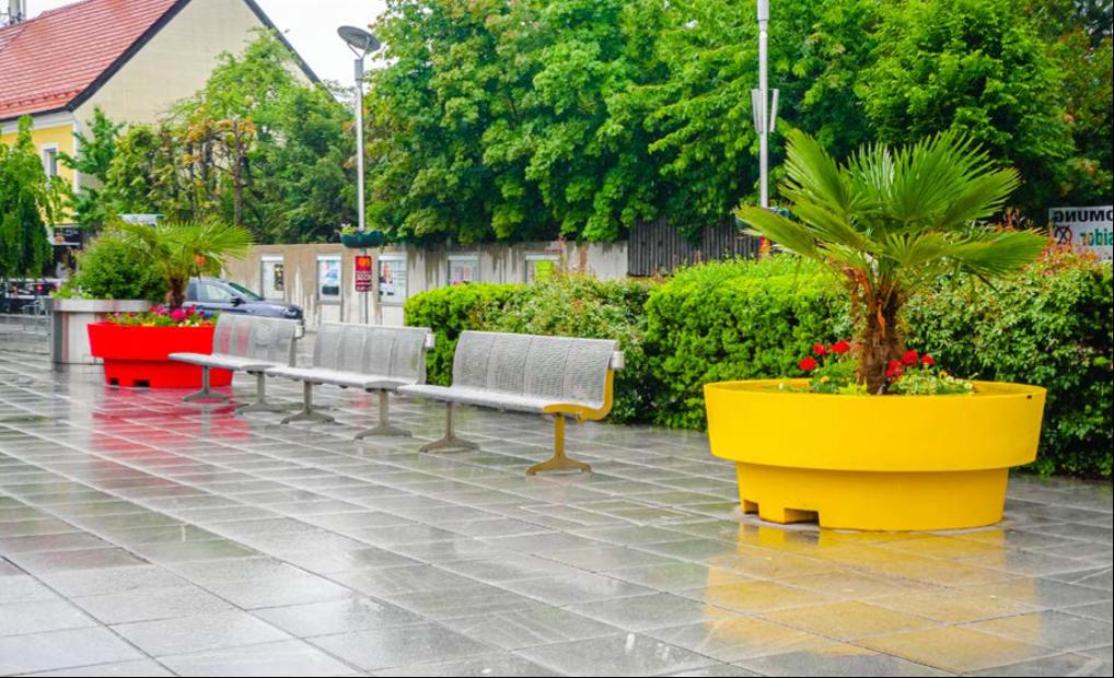 Gianto Sito Plantenbak geschikt voor binnen en buiten